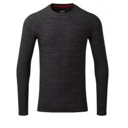 Maglietta termica da uomo grigio scura – GILL